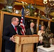 Buffalo Bill Center of the West Presents Commemorative Sculpture to...