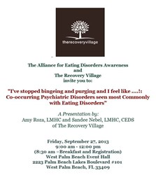 Recovery Village to Host Alliance for Eating Disorders Awareness Presentation