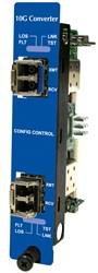iMcV-10G Fiber Media Converters