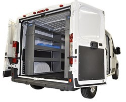 2014 Ram ProMaster Van Equipment