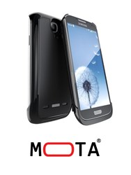 MOTA Battery Case for Samsung Galaxy S4®