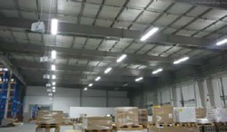 Warehouse Lighting from LED Canada