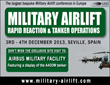 Attendee List Snapshot for Military Airlift Conference