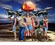 Lynx Shreds Apparel Prepares a Patriotic Team For RedBull Flutag Event...