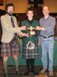 Walker Metalsmiths Celtic Jewelry Crafts Prize for Top Bagpipe...
