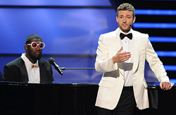 Justin Timberlake in Dinner Jacket - TuxedosOnline.com