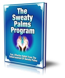 how to prevent sweaty palms how sweaty palms program