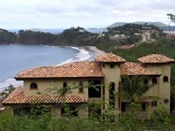 Flamingo Beach Luxury Ocean View Villa