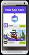 mobileCore Cross-Promotion OfferWall