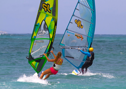 "Four Seasons Resort Maui - ""Aloha Windsurfing Clinic"""