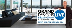 Check out Walls and Floors' exciting stand at Grand Designs Live