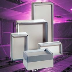 aluFACE aluminium enclosures