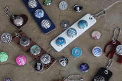 Mya Grace Snap Key Chain Collection