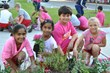 """Carrollwood Day School """"Paints its Campuses Pink"""""""
