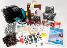 Pitsco STEM Curriculum packaged with Afinia H-Series 3D Printer