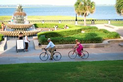 BikeToursDirect bicycling tour through America's south