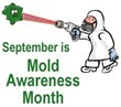 ServiceMaster by Singer is Informing the Public that September is Mold Awareness Month