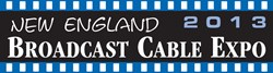 2013 New England Broadcast & Cable Expo Logo