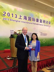 Foor Levelers traveled to China for chiropractic growth