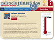 Belvoir Federal Employees Participate in National Miracle Jeans Day