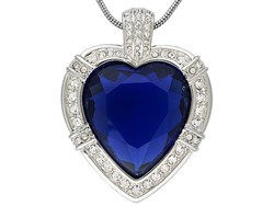 Noble Heart Necklace from Titanic Jewelry Collection