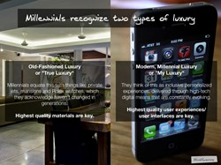 MindSwarms Millennials Luxury study
