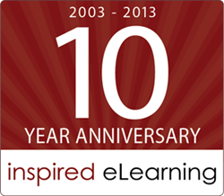 Inspired eLearning 10 Year Anniversary