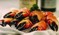 Maine Jonah crab meat and crab claws delivered