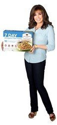 Marie Osmond with Wise Company 7-day emergency food supply