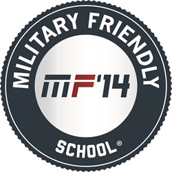 "Rose State College has been selected as a ""Military Friendly"" school."