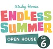 Get Good Vibrations at Wesley Homes' Open House