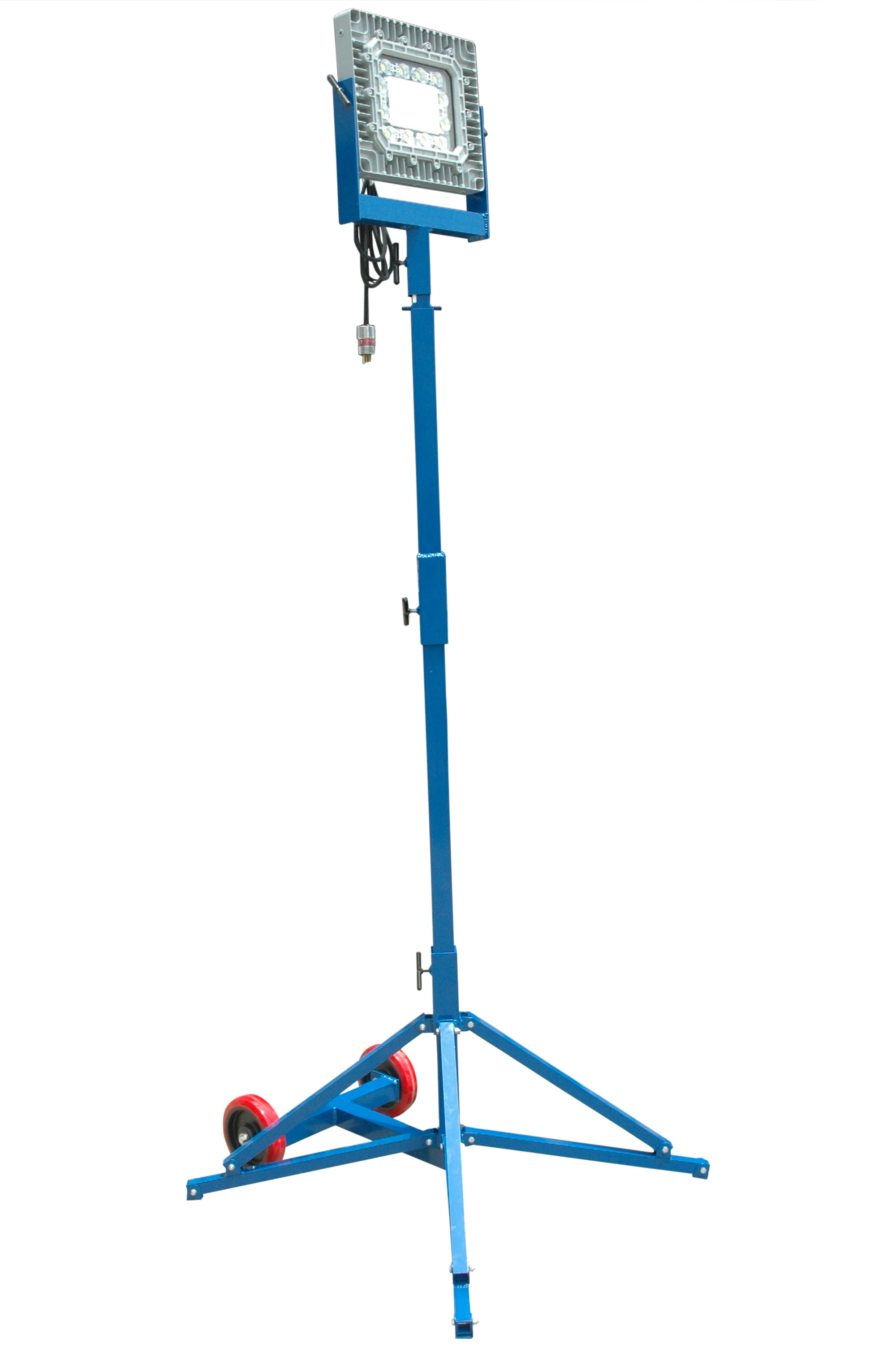 New Portable Led Light Tower From Provides Explosion Proof