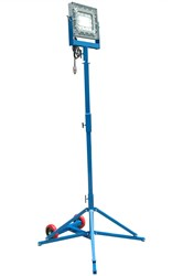 New Portable LED Light Tower from Provides Explosion Proof Class 2 Div 1 Compliance