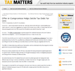 Tax Defense Matters Blog