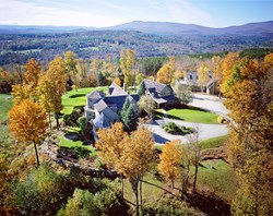 "Stratton Mountain Country Home Owners Select  Grand Estates Auction Company to Sell Property in a  ""No Minimum/No Reserve"" Auction"