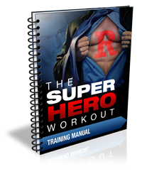 how to build muscle mass fast how the super hero workout