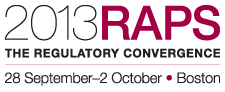 2013 RAPS: The Regulatory Convergence