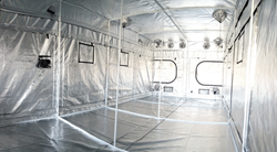 The Largest Grow Tent Grow Rooom the 10'x20'