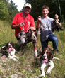 Pehrson Lodge on Lake Vermilion Offers Fall Rates - Grouse Season...