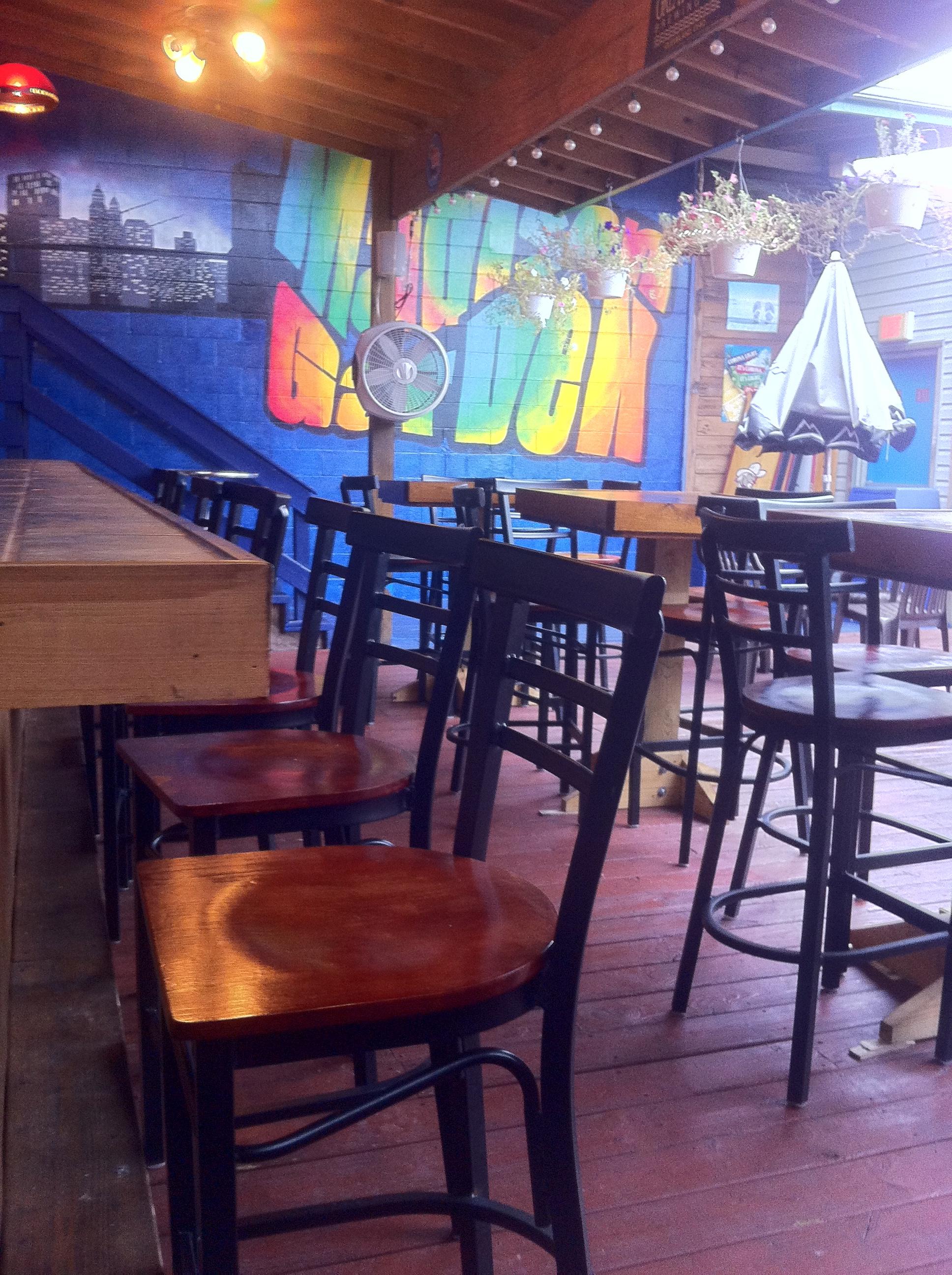 Restaurant Furniture.net Helps, KY Restaurant And Bar Madison Garden  Upgrade Its Image
