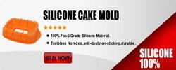 Custom Silicone Cake Molds