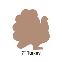 Big Cut Turkey cut-out shape