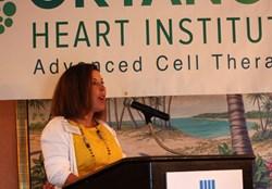 Erika Mangrum, Okyanos Heart Institute