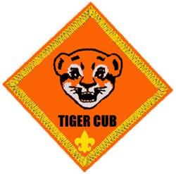 Tiger Cub Scouts Emblem