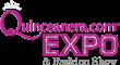 Quinceanera.com Expo and Fashion Show logo.