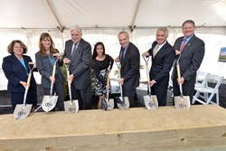 CHOP Breaks Ground on Specialty Care Center in Plainsboro, NJ