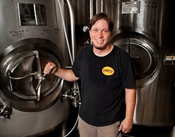 """Wayne Wambles of Cigar City Brewery"""