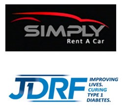 Los Angeles' Premier Car Rental Service SimplyRAC to Donate Percentage of Proceeds to JDRF