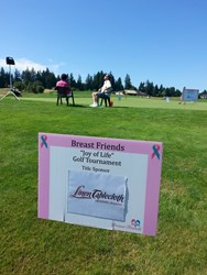 LinenTablecloth partners with Breast Friends