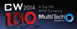 Multi-Tech among top m2m companies in CW100 list